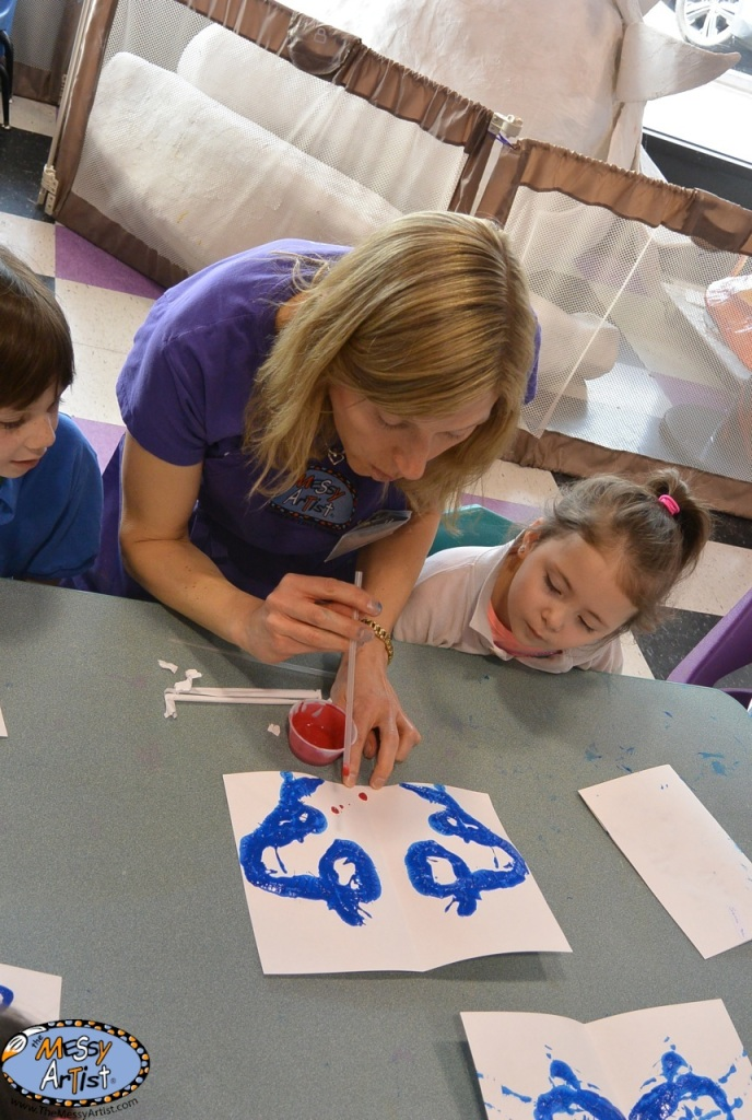 best fine art class for kids new jersey