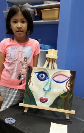 art class for elementary kids nj