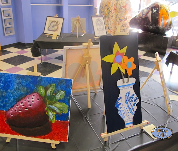 best art class for kids north jersey