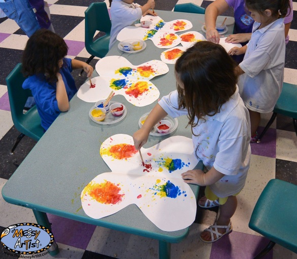 painting project for kids
