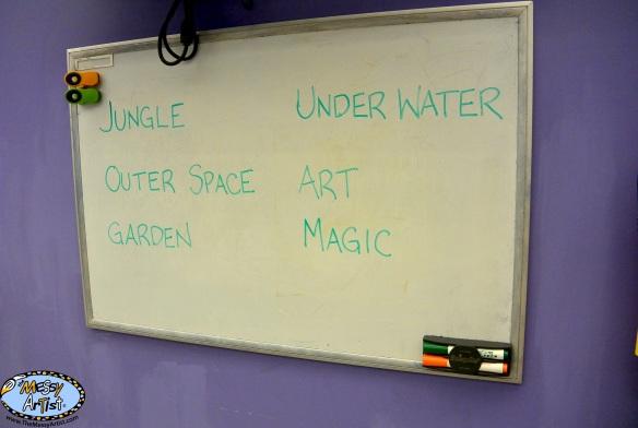 fine art classes for kids nj