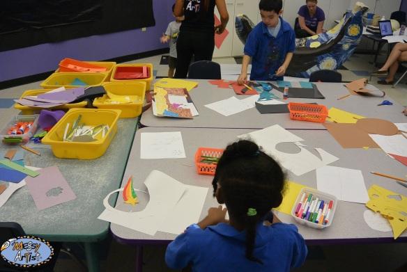 mural camp in nj kids