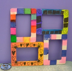 crafts camp picture frame 2015 copy