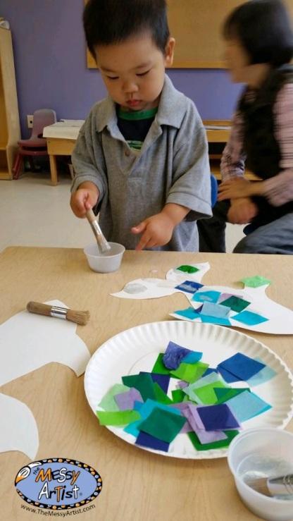 summer art camp and class