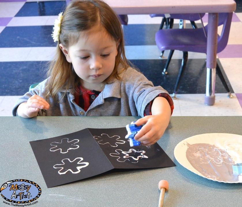 nj kids art class
