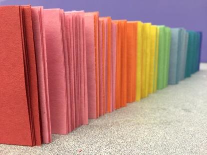 Folded Paper @TMA